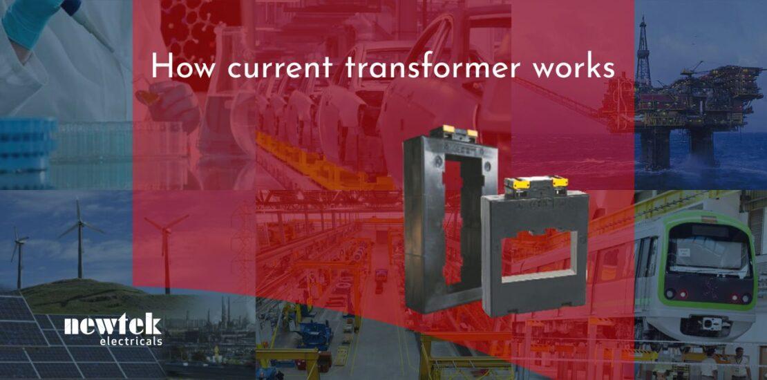 How-current-transformer-works